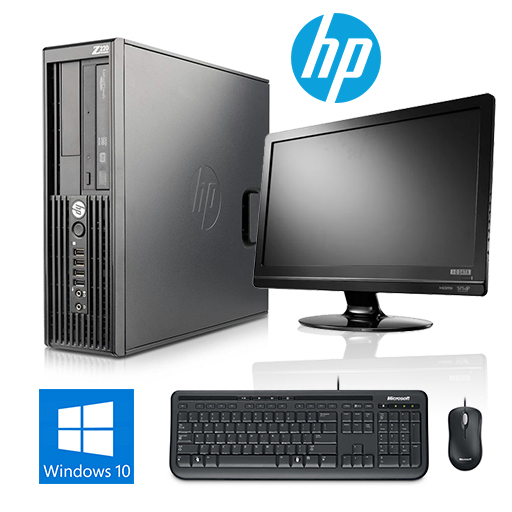 HP Z220 SFF σετ υπολογιστη diktyosys