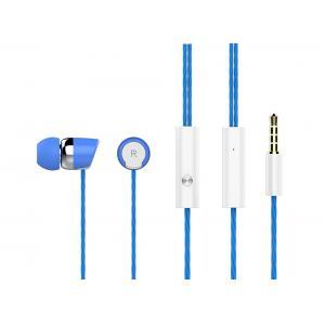 CELEBRAT Ακουστικά Handsfree S20-BL, On-Off, Blue