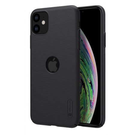 NILLKIN θήκη Super Frost Shield για iPhone 11, μαύρη