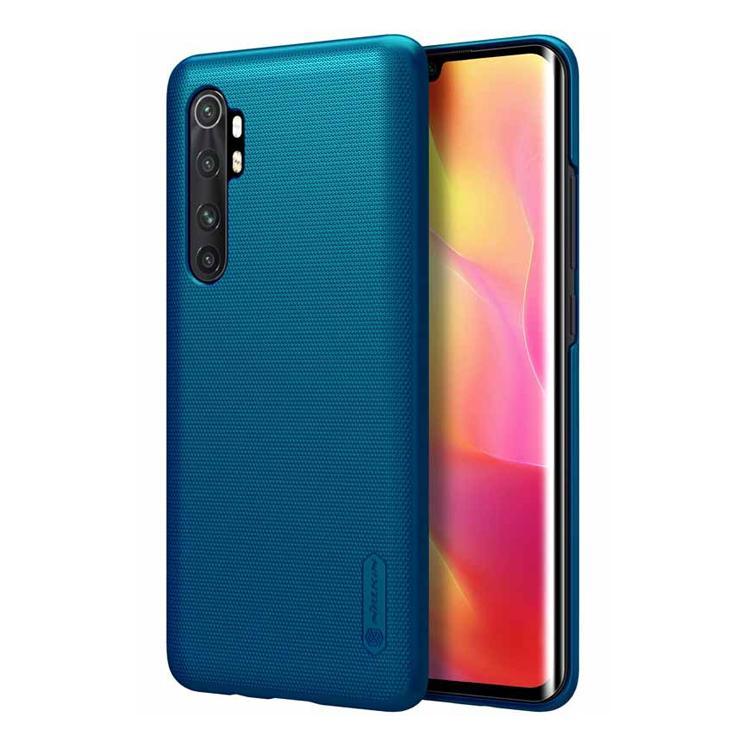 NILLKIN θήκη Super Frost Shield για Xiaomi Note 10 Lite, μπλε