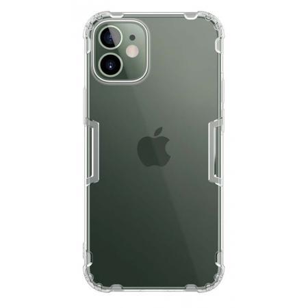NILLKIN θήκη Nature για Apple iPhone 12 mini, διάφανη