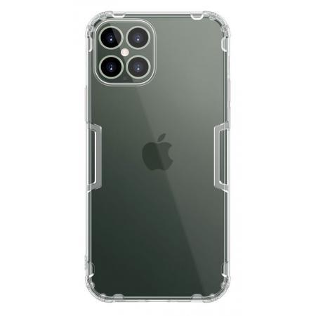 NILLKIN θήκη Nature για Apple iPhone 12 Pro Max, διάφανη