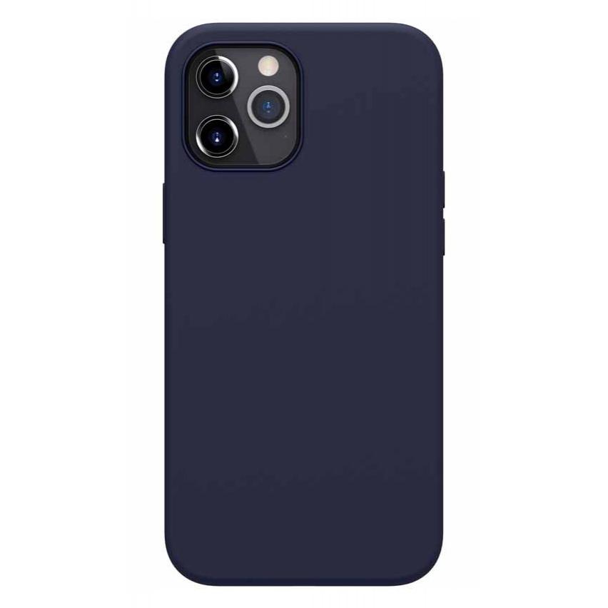 NILLKIN θήκη Flex Pure για Apple iPhone 12/12 Pro, μπλε