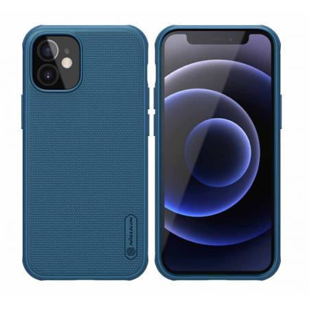 NILLKIN θήκη Super Frost Shield για Apple iPhone 12 mini, μπλε