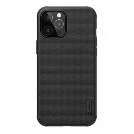 NILLKIN θήκη Super Frost Shield για Apple iPhone 12 Pro Max, μαύρη